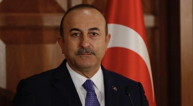 Dışişleri Bakanı Çavuşoğlu: Masum insanları yalnız bırakmadık