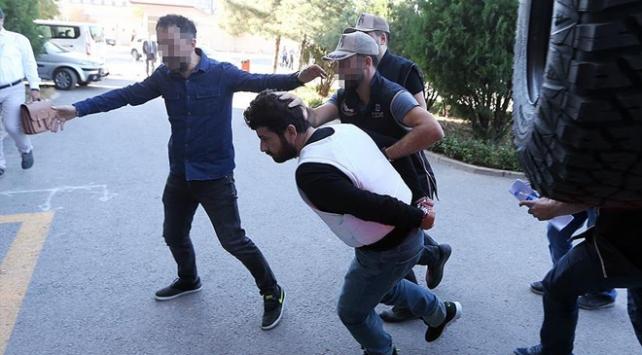 Terörist Yusuf Nazik tutuklandı
