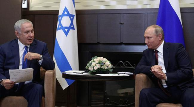 Rusya Devlet Başkanı Putin düşürülen uçak için yine İsraili işaret etti