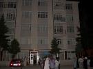 Konya'da 2 bina yıkılma tehlikesine karşı boşaltıldı