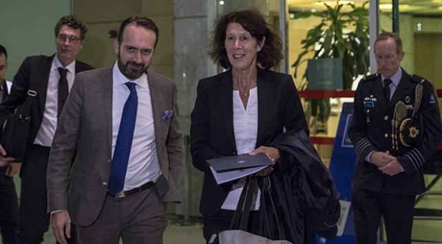 Hollandanın Ankara Büyükelçisi Kwaasteniet Türkiyede