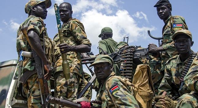 Güney Sudandaki iç savaşta kalıcı ateşkes ilan edildi