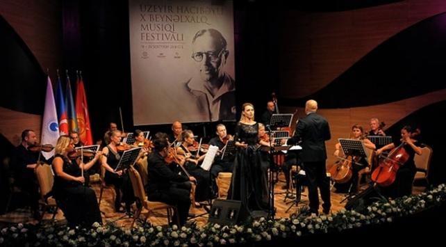 Azerbaycanda Dede Korkut Oda Orkestrasının tanıtım töreni yapıldı