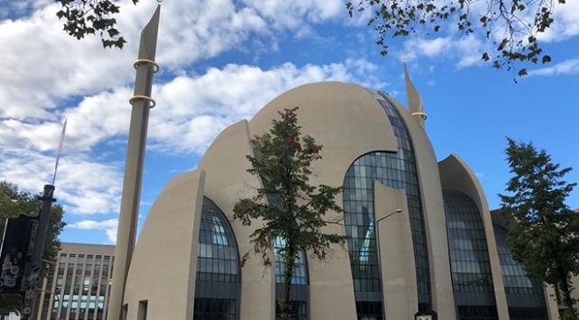 Köln Merkez Camii açılışa hazırlanıyor