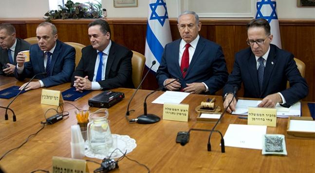 İsrail Güvenlik Kabinesinden uçak krizi toplantısı