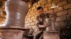 Mısırda çömlek imalatı