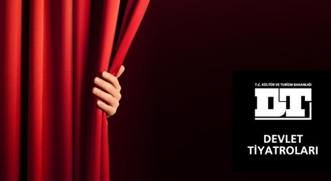 Devlet Tiyatroları 2 Ekimde perde açıyor