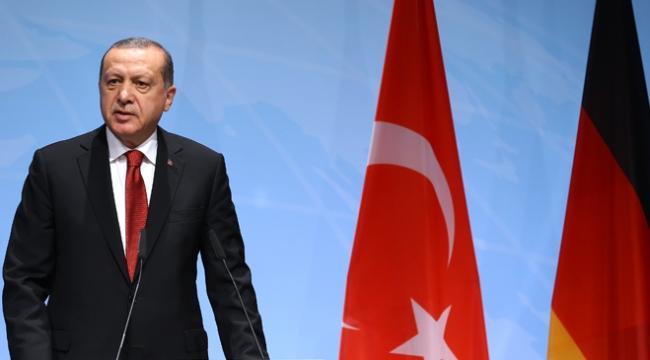 Türkiyeden Almanyaya 7 yıl aradan sonra ilk devlet ziyareti