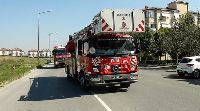 İstanbul İtfaiyesinin 304. yılı kutlandı