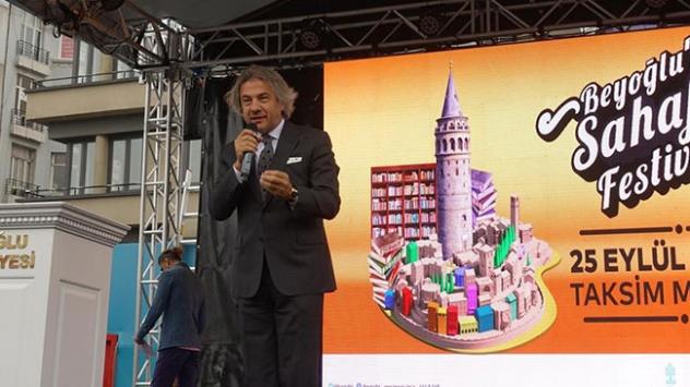 Beyoğlu Sahaf Festivali başladı