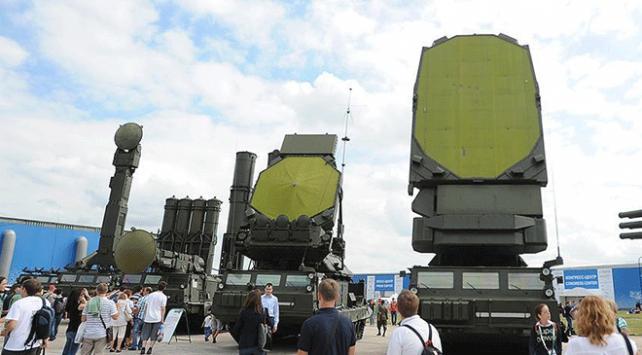 Rusyanın Suriyeye S-300 verme kararı