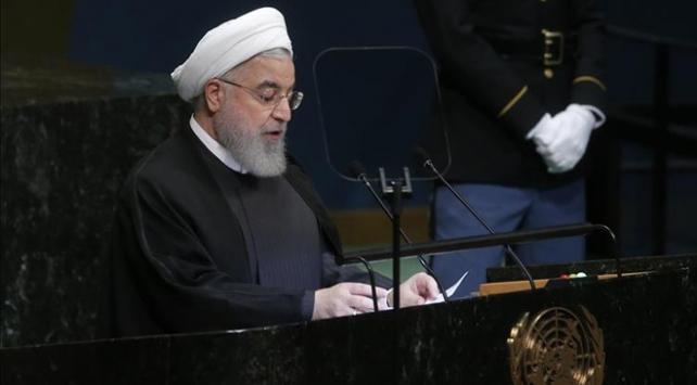 İran Cumhurbaşkanı Ruhaniden ABDye 'müzakere' çağrısı