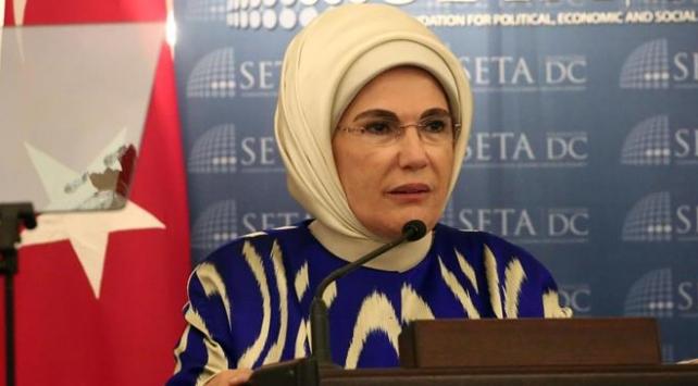 Emine Erdoğan: Afrikanın sorunlarını çözmek için kadınlara şans verin