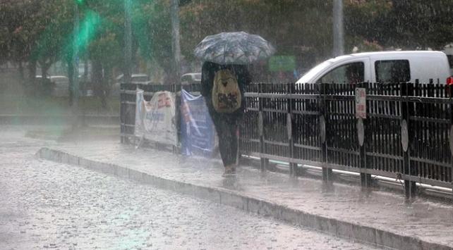 Meteorolojiden 5 il için fırtına uyarısı