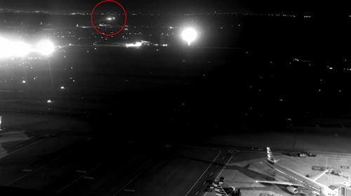 ABDdeki havaalanında faciadan dönüldüğü ortaya çıktı