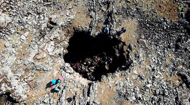 Karacadağın lav yolu doğa ve fotoğraf tutkunlarının tercihi
