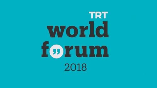 TRT World Forum 3-4 Ekimde İstanbulda