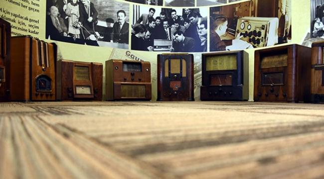Radyo ve Gramofon Müzesi ziyaretçilere nostalji yaşatacak