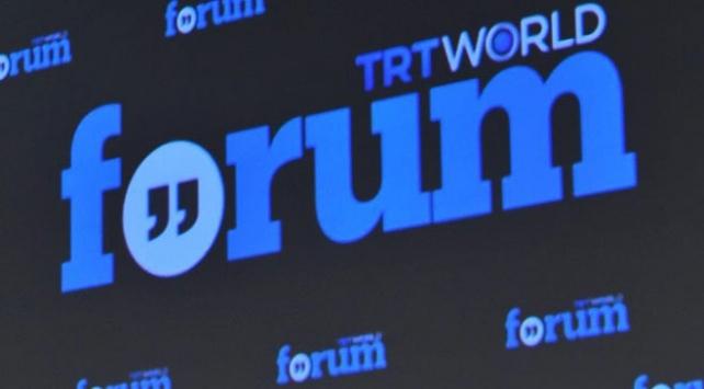 Küresel düşünce liderleri TRT World Forumda konuşacak
