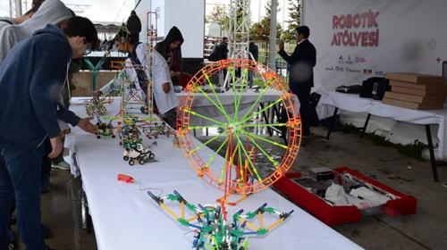 Bilim Seyyahları festivali başladı