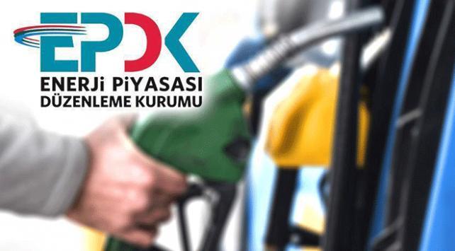 EPDKden 6 akaryakıt istasyonuna 1,5 milyon lira ceza