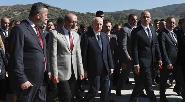 """MHPnin """"seçim stratejisi"""" kampı başladı"""