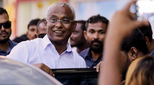 Maldivlerde Seçim Komisyonu muhalefetin zaferini onayladı