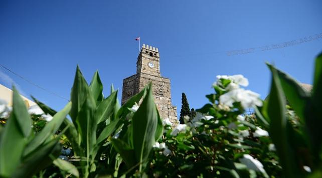 Antalya Saat Kulesi kubbesine 2 yıl içinde kavuşacak