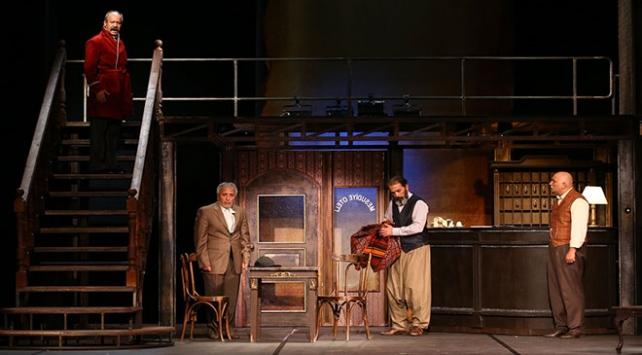 """Devlet Tiyatrolarında perde """"Reis Bey"""" ile açılıyor"""