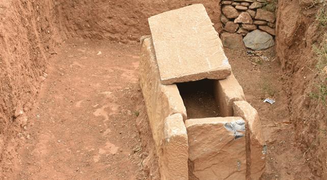 Euromos Antik Kentinde Roma ve Helenistik dönem mezarları korumaya alındı
