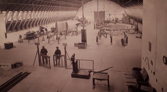 Türkiyenin ilk uçak fabrikası 92 yıl önce Kayseride açıldı