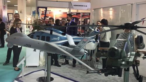 Türk savunma sanayi SAHA EXPOda yerli üretim gücünü gösterdi