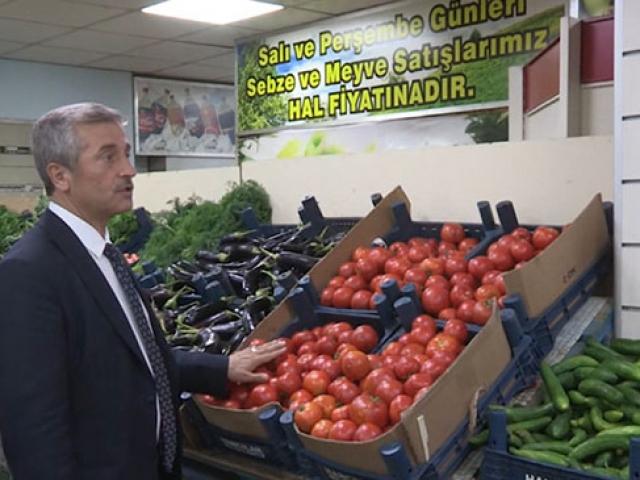 Gıda fırsatçılarına göz açtırılmıyor: Fiyatı ya düşür ya da tezgahı kapat
