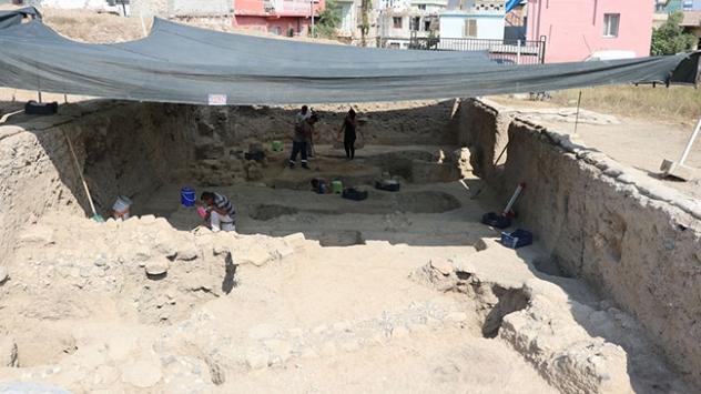 Tepebağ Höyüğü kazılarıyla Adananın ticari geçmişi gün yüzüne çıkarılıyor