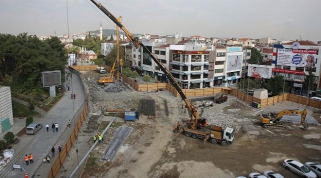 Gebze-Darıca metro hattında kazı çalışmaları başladı