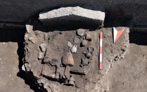 """""""Aristios ailesi""""nin 2 bin 300 yıllık mezarı bulundu"""