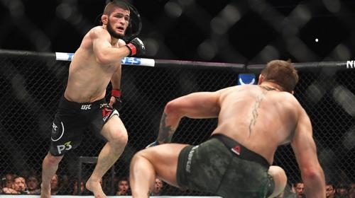 Dağıstanlı Müslüman boksör Nurmagomedov: Dinime küfretti, ben de indirdim