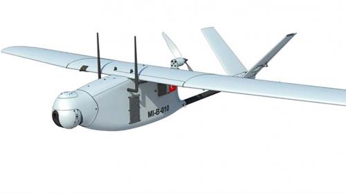 Türkiyenin ilk mini robot hava aracı sistemi: Bayraktar Mini İHA
