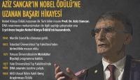 Aziz Sancar'ın Nobel Ödülü'ne Uzanan Başarı Hikayesi