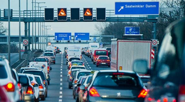 Berlinde dizel araçlara kısmi yasak