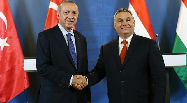 Cumhurbaşkanı Erdoğan Macaristan ziyaretini değerlendirdi