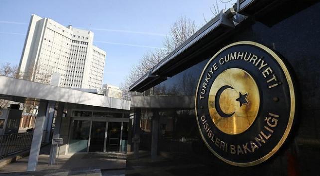 Türkiyeden Afganistandaki terör saldırısına kınama