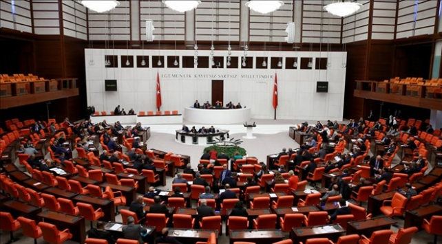 İçtüzük değişikliği Meclis Genel Kurulunda kabul edildi