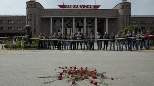 Ankara Garı saldırısının üzerinden 3 yıl geçti