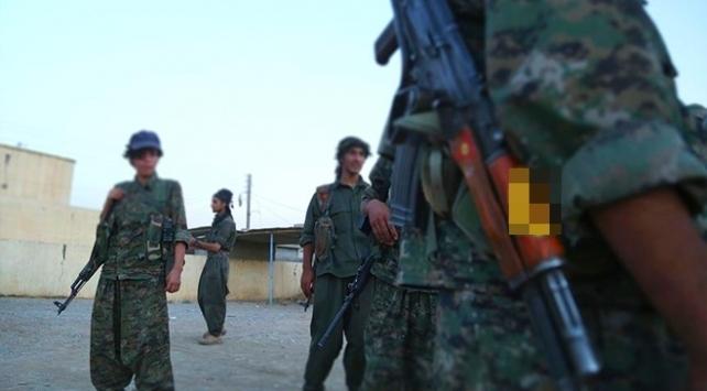 ABDden Münbiçteki YPG/PKKya iş makinesi desteği