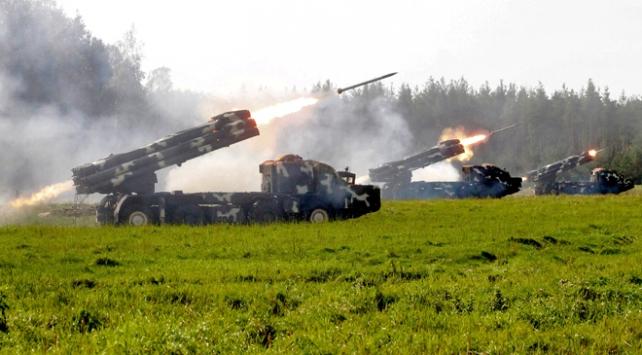 NATO dev gövde gösterisine hazırlanıyor
