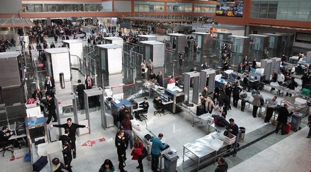Sabiha Gökçenin yolcu sayısı 9 ayda 26 milyona yaklaştı