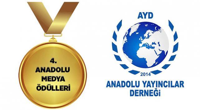 """""""Anadolu Medya Ödülleri"""" 4üncü kez sahiplerini bulacak"""