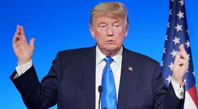 ABD Başkanı Trump: Bu olayın derinlemesine araştırılmasını istiyorum