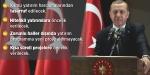 Cumhurbaşkanı Erdoğan: Önceliğimiz enflasyonu ve cari açığı düşürmek